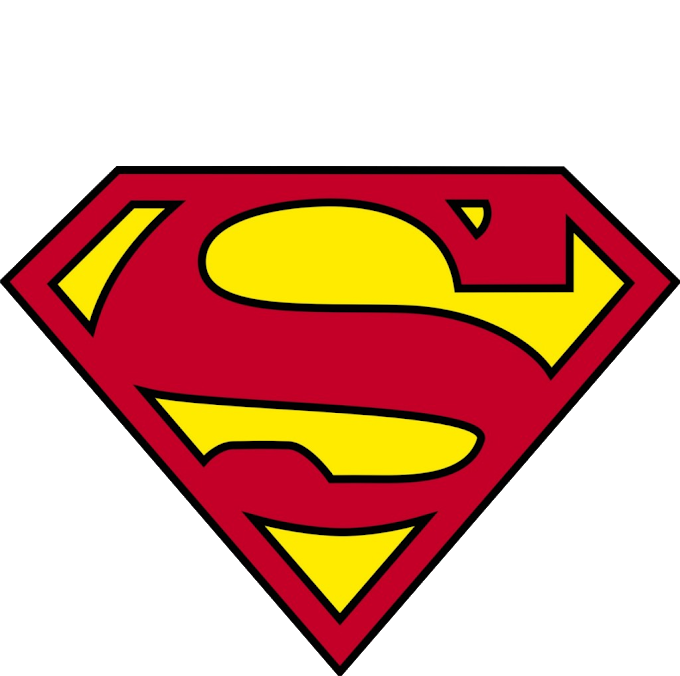 Superman logo, Superman logo Batman, Superman logo, comics, heroes, text png free png