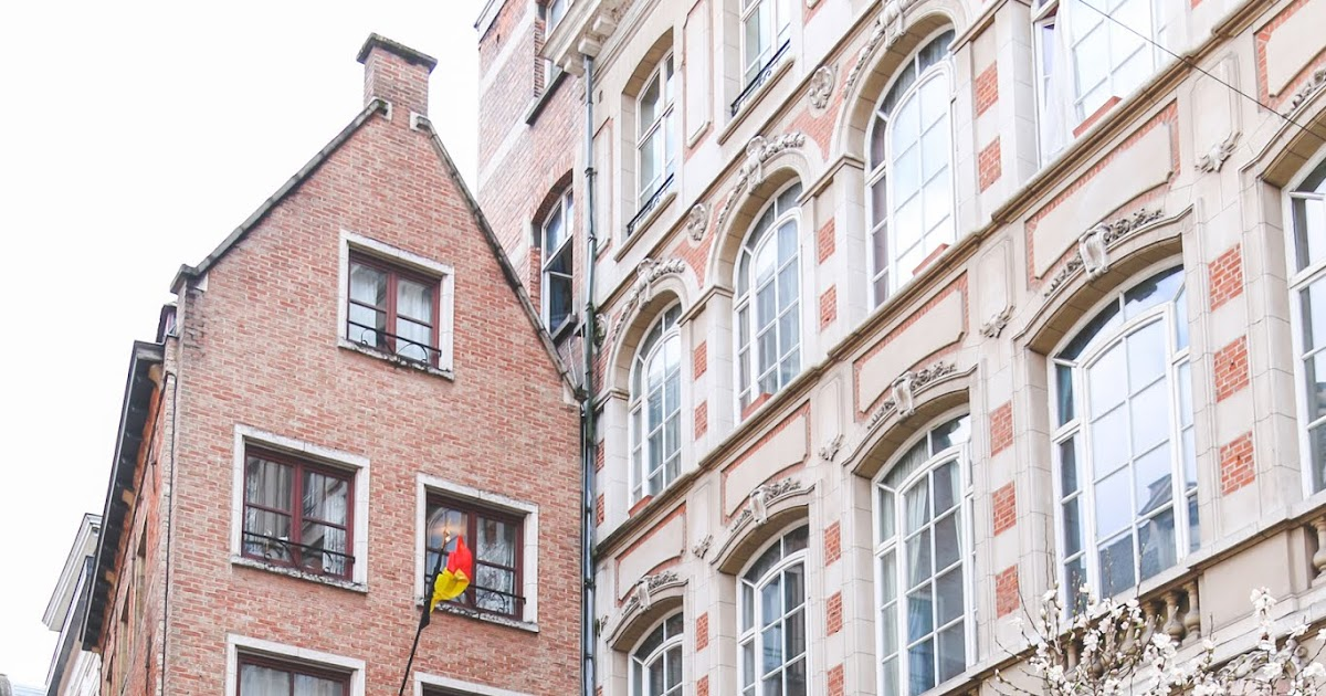 How to Spend a Day in Brussels, Belgium: The Journey of Christine