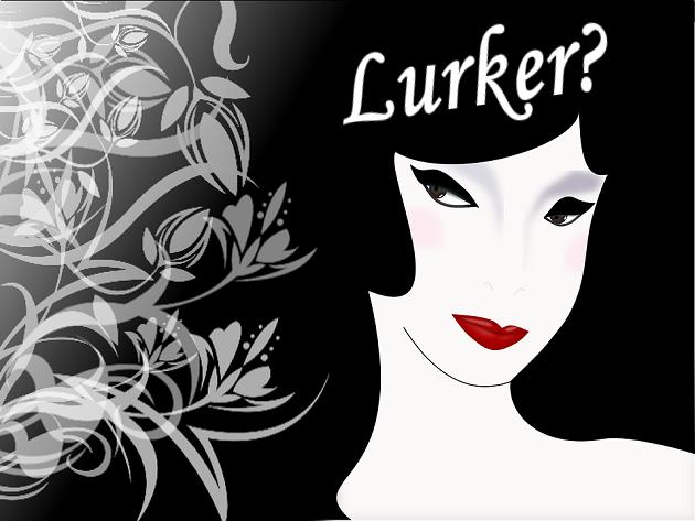 Lurker sul blog - chi sono?