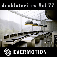 Evermotion Archinteriors vol.22室內3D模型第22季下載
