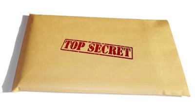 berbagai file rahasia di dalam deep web