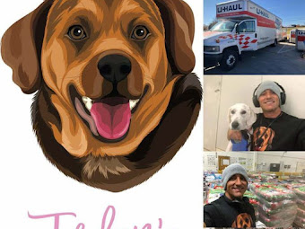 Jordan's Way Fundraising Campaign: helping small rescue shelters