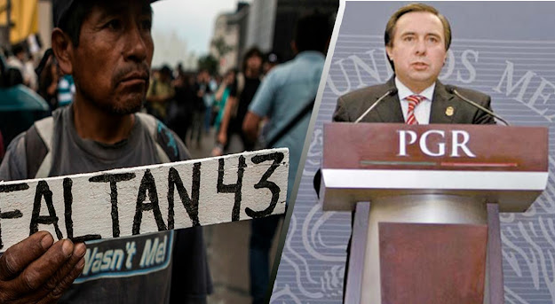 Tomás Zerón, extitular de la AIC se ampara contra detención por su responsabilidad en la tortura y desaparición forzada de los estudiantes de Ayotzinapa
