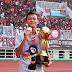 Memulai Karir Dari  Persijap Junior, Pemain Asal Kecapi Kembali Berbaju Persijap