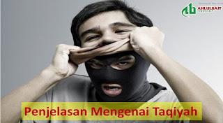 Taqiyah=Dusta