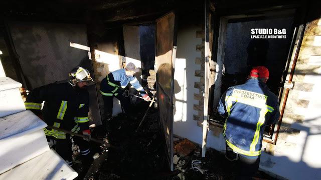 Ενημέρωση από την Πυροσβεστική Αργολίδας για την τραγωδία στα Δίδυμα με τους δυο νεκρούς