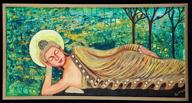 Đạo Phật Nguyên Thủy - Kinh Tăng Chi Bộ - Ngủ trong tỉnh giác