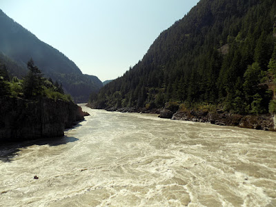 Beautiful Fraser Canyon