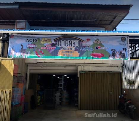 Lowongan Kerja Karyawan Jaga Petshop di Toko Borneo Aqua & Pet Pontianak