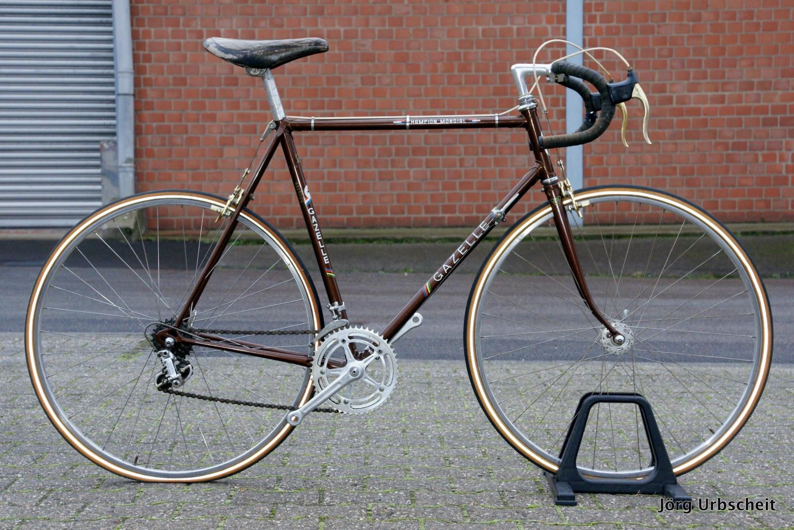 ZweiteHandErsteWahl.de: Gazelle Champion Mondial, 1974