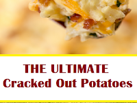 THE ULTIMATE Cracked Out Potatoes