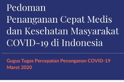 Download Panduan Penanganan Cepat Virus Corona Di Indonesia Oleh BNPB