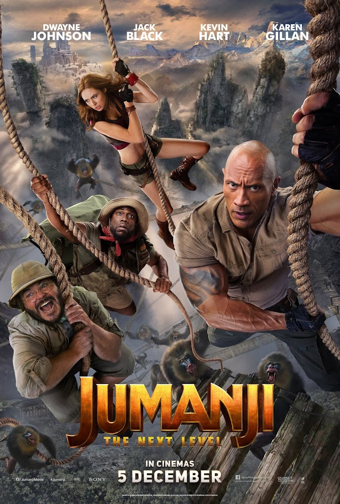 Review Filem Jumanji: The Next Level