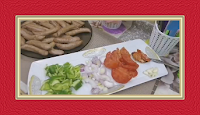 Components of the Alexandrian sausage