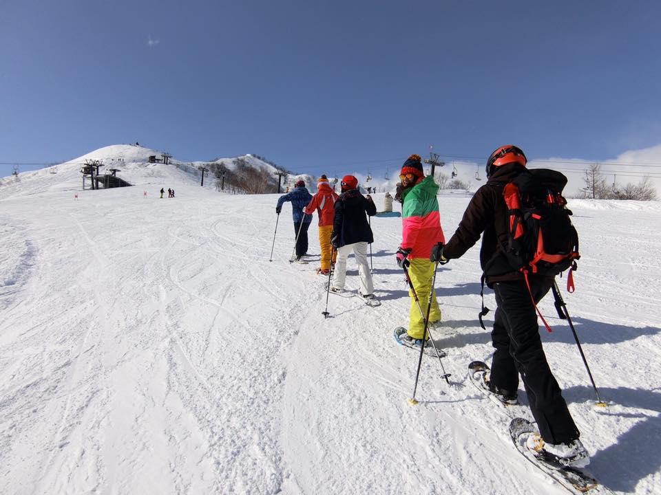白馬雪龍中文滑雪教室