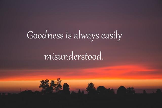 quotes on misunderstanding