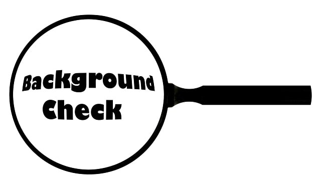 how do background checks work for jobs screening employee candidates check records