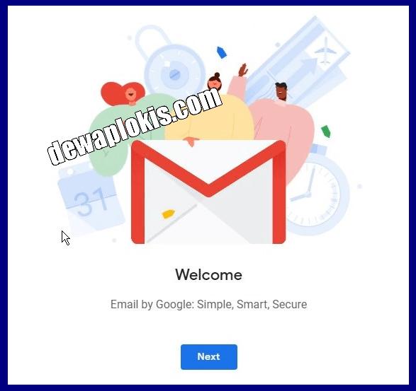 membuat akun gmail tanpa no HP