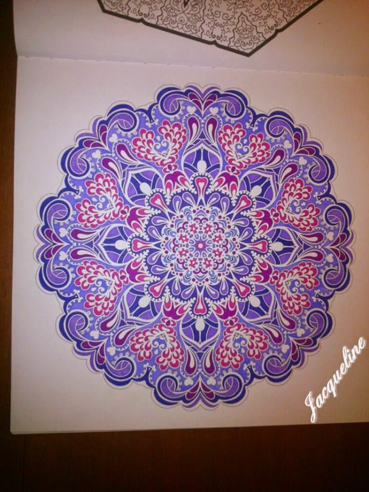 Mandala Kleurplaten Bestellen.Perfectsourcolors April 2015