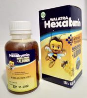 Walatra Hexabumin (Madu Nutrisi Anak)
