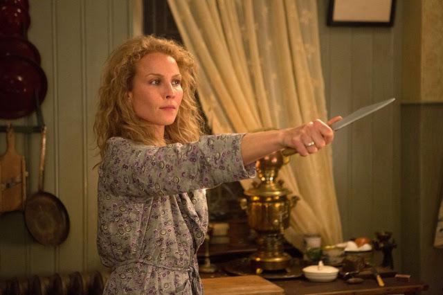Noomi Rapace interpretará a una violenta asesina en 'The Thicket'