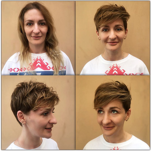pixie haircut 2020
