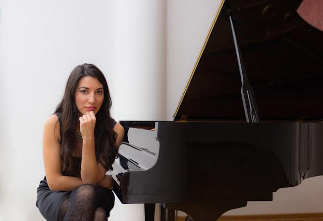 Koncert pijanistkinje Jovane Nikolić