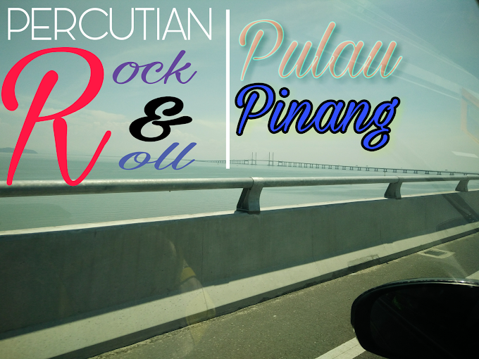 Percutian Rock and Roll di Hard Rock Hotel Penang