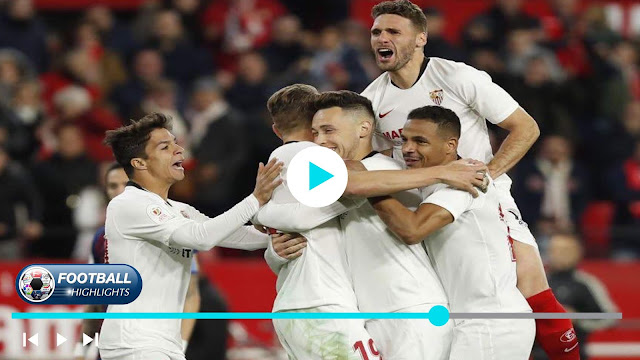 Sevilla vs Levante – Highlights