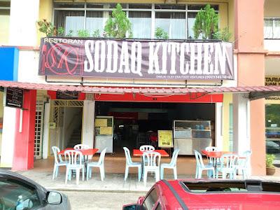 sodaq kitchen, nasi kak wok