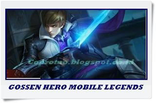 Hero Baru Gosen Mobile Legends