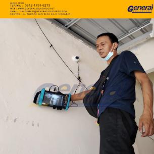 Dokumentasi Pekerjaan CCTV & Jaringan