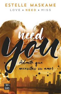 Need you 2, Estelle Maskame