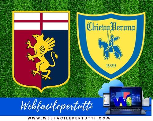 Genoa - Chievo Probabili Formazioni - Ecco Dove Vederla In TV e Diretta Streaming (26/09/18)