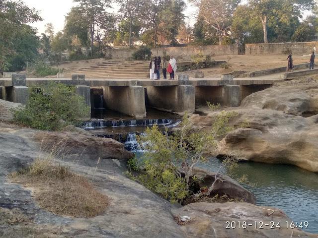 Charan Ganga River