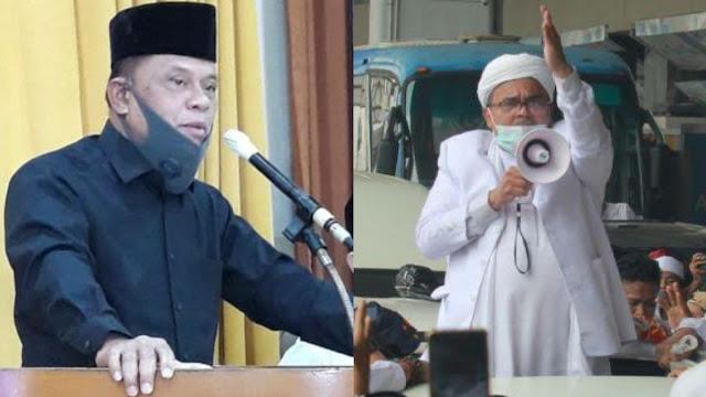 Tak Tertutup  Kemungkinan  Habib Rizieq Bergabung dengan KAMI Bersama Gatot Nurmantyo