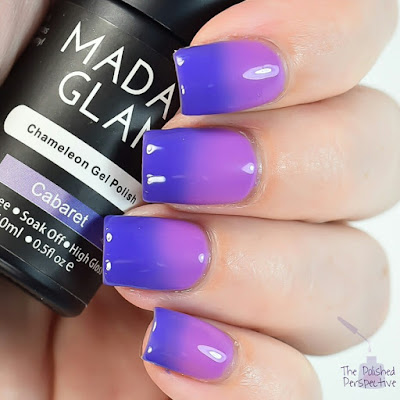 madam glam cabaret swatch