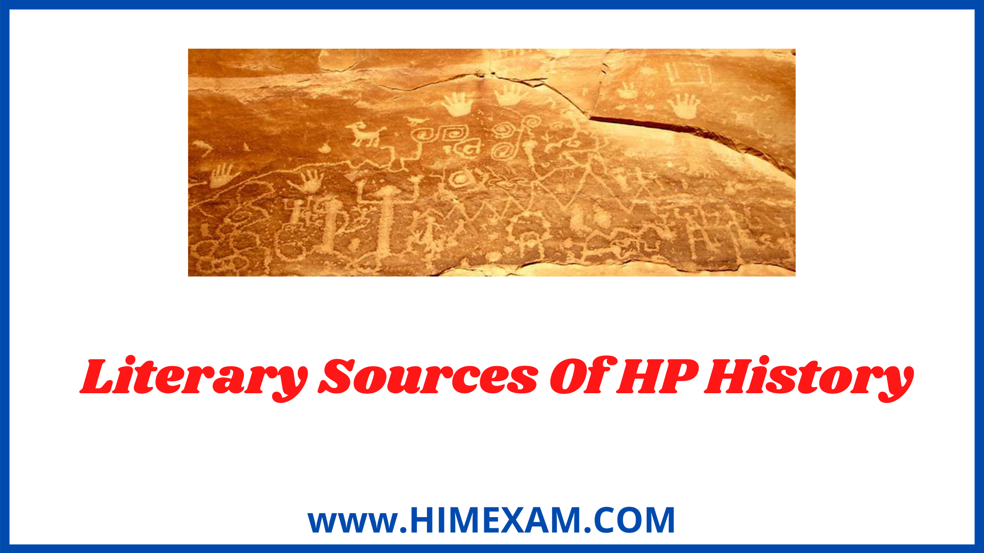 Literary Sources Of HP History