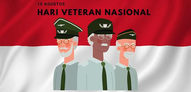 Sejarah Hari Veteran Nasional 10 Agustus