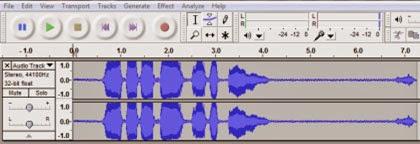 Download phần mềm xử lý âm thanh Audacity cho Windows full free