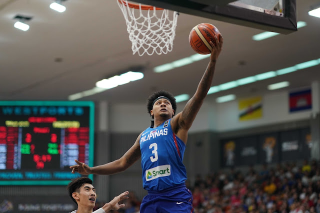 List of Leading scorers Gilas Pilipinas 2017 SEA Games Malaysia