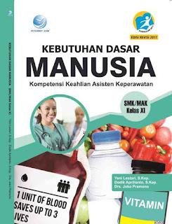 Kebutuhan Dasar Manusia Kompetensi Keahlian Asisten Keperawatan SMK/MAK Kelas XI
