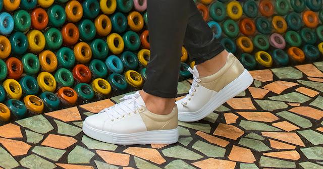 Sneakers blancos