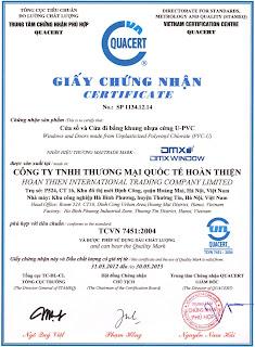 Giới Thiệu Công Ty Cung Cấp Thanh Nhựa Upvc Dimex Profile High UV