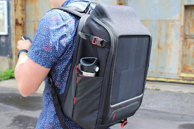 Voltaic Systems OffGrid 10-Watt Solar Panel Backpack