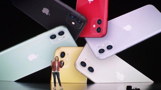 شركة Apple تكشف رسمياً عن هاتف iPhone 11