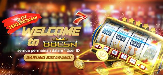88CSN Situs Judi Bandar Slot Online Terbesar Serta Resmi Di Indonesia