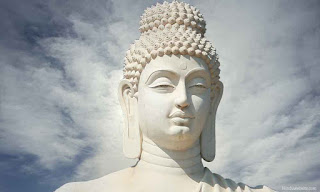 Buddha teaches an important lesson to angry young fellow..!!