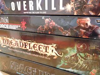 Games Workshop board games