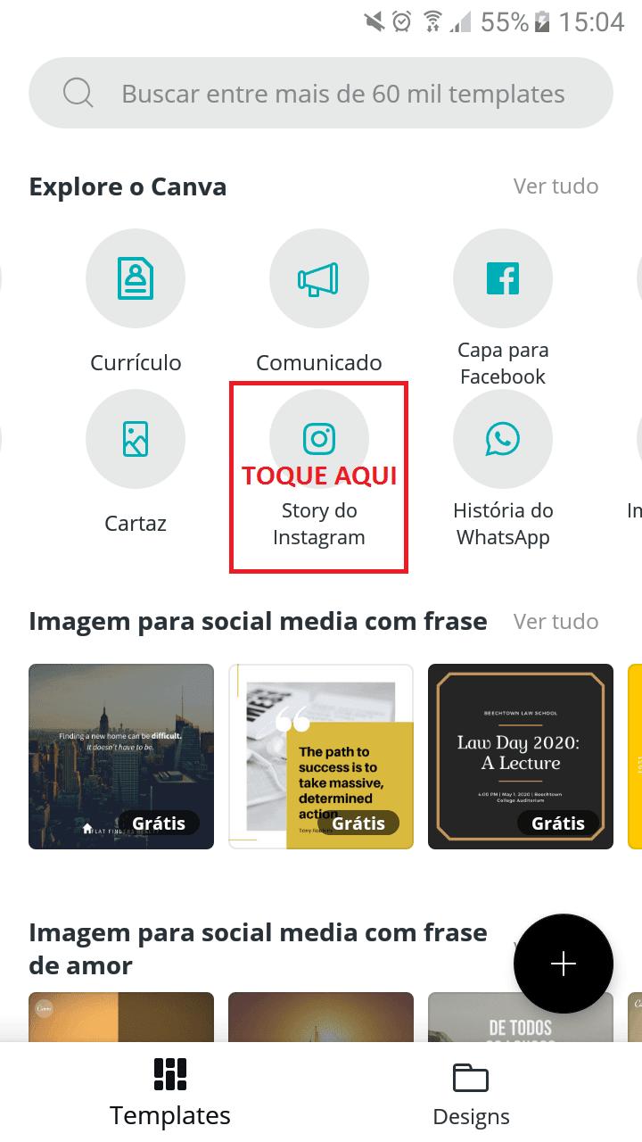 COMO CRIAR CAPA DE DESTAQUE DO INSTAGRAM